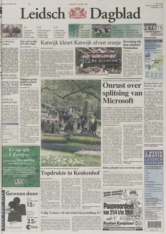 Leidsch Dagblad 2000-04-25