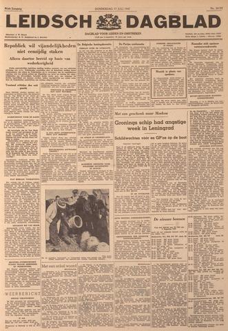 Leidsch Dagblad 1947-07-17