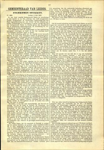Handelingen van de Raad 1907-07-04