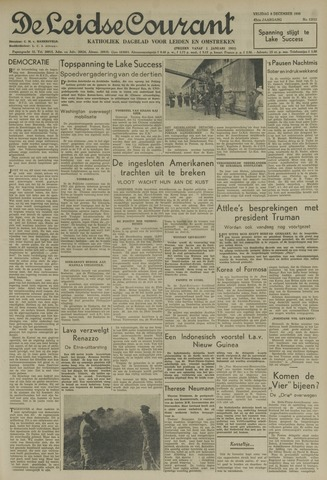 Leidse Courant 1950-12-08