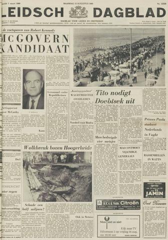 Leidsch Dagblad 1968-08-12