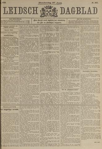 Leidsch Dagblad 1907-06-27
