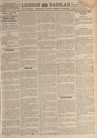 Leidsch Dagblad 1921-08-11