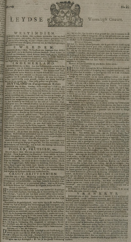 Leydse Courant 1729-06-01