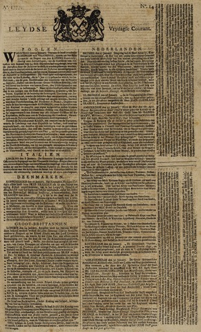 Leydse Courant 1777-01-31