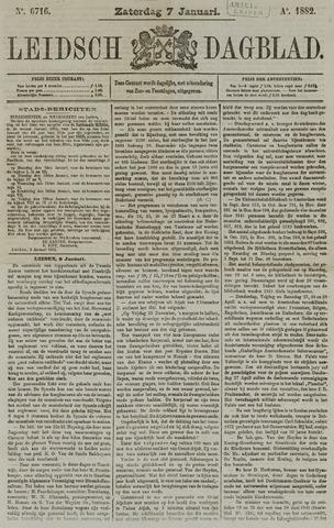 Leidsch Dagblad 1882-01-07