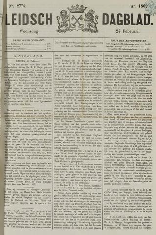 Leidsch Dagblad 1869-02-24