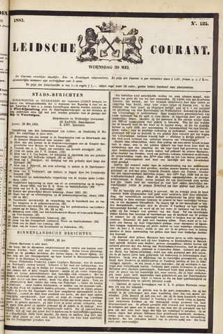 Leydse Courant 1883-05-30