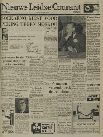 Nieuwe Leidsche Courant 1965-10-20