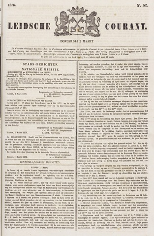 Leydse Courant 1876-03-02