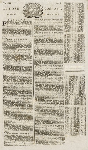 Leydse Courant 1820-07-10