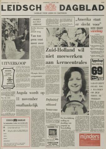 Leidsch Dagblad 1975-01-16