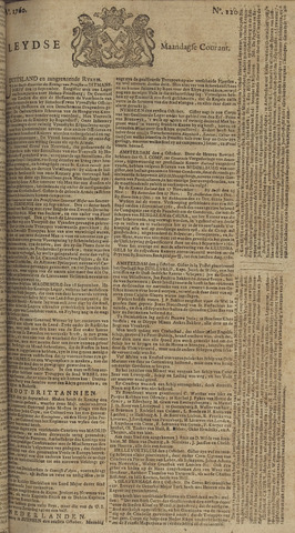 Leydse Courant 1760-10-06