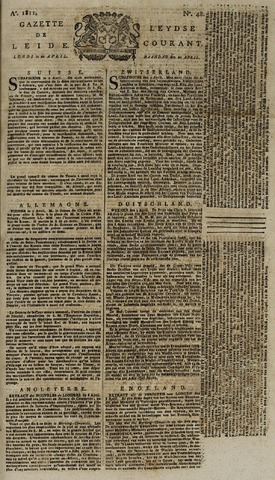 Leydse Courant 1811-04-22