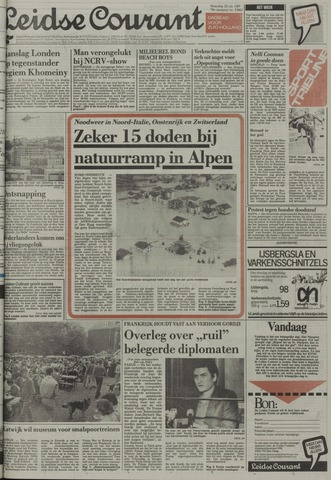 Leidse Courant 1987-07-20