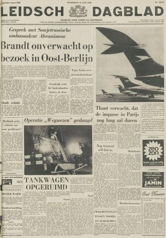 Leidsch Dagblad 1968-06-19