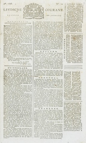 Leydse Courant 1828-02-01