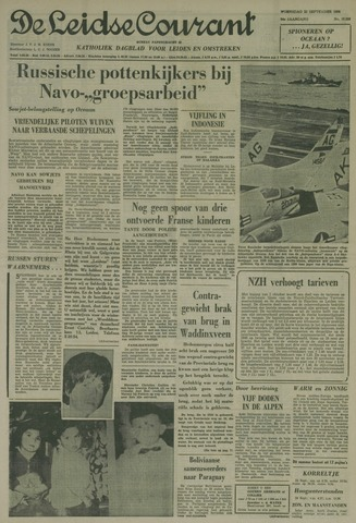 Leidse Courant 1964-09-23