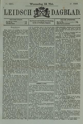 Leidsch Dagblad 1880-05-12
