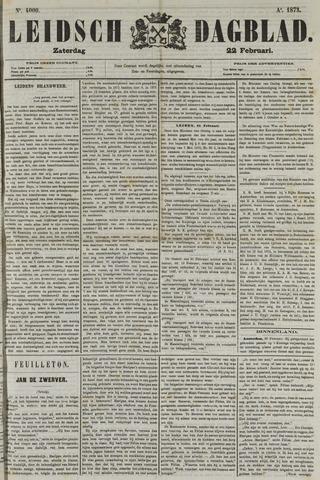 Leidsch Dagblad 1873-02-22