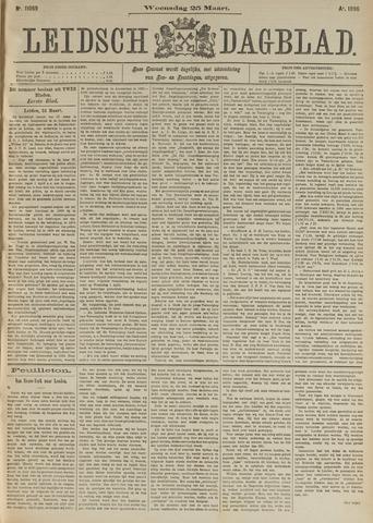 Leidsch Dagblad 1896-03-25