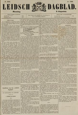 Leidsch Dagblad 1869-08-02