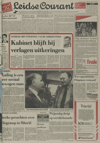 Leidse Courant 1984-10-20