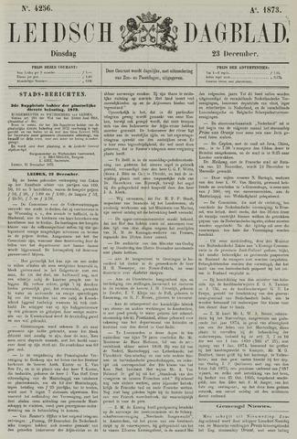 Leidsch Dagblad 1873-12-23
