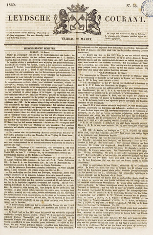 Leydse Courant 1860-03-23