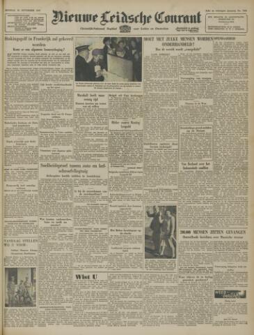 Nieuwe Leidsche Courant 1947-11-25