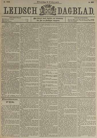 Leidsch Dagblad 1897-02-02