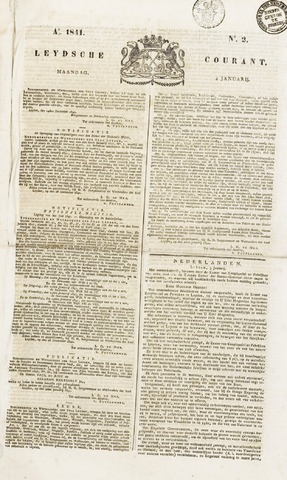 Leydse Courant 1841-01-04