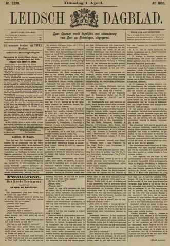 Leidsch Dagblad 1890-04-01