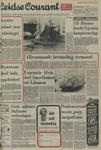 Leidse Courant 1976-06-21