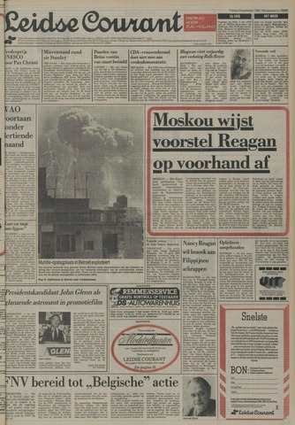 Leidse Courant 1983-09-23