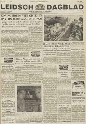 Leidsch Dagblad 1959-12-17