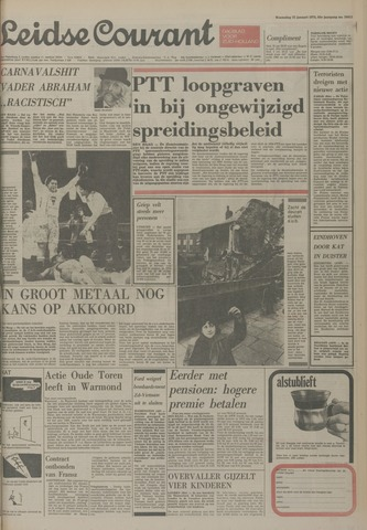 Leidse Courant 1975-01-22