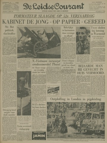 Leidse Courant 1967-04-03