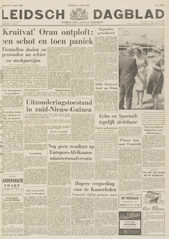 Leidsch Dagblad 1962-07-06