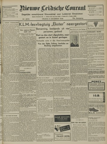 Nieuwe Leidsche Courant 1938-12-09