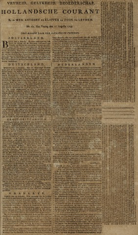 Leydse Courant 1795-08-21