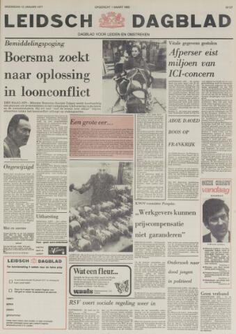 Leidsch Dagblad 1977-01-12