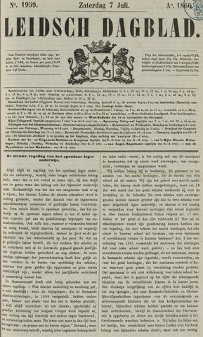Leidsch Dagblad 1866-07-07