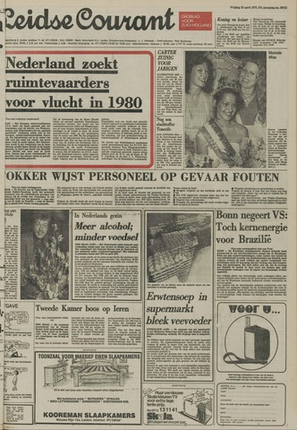Leidse Courant 1977-04-22