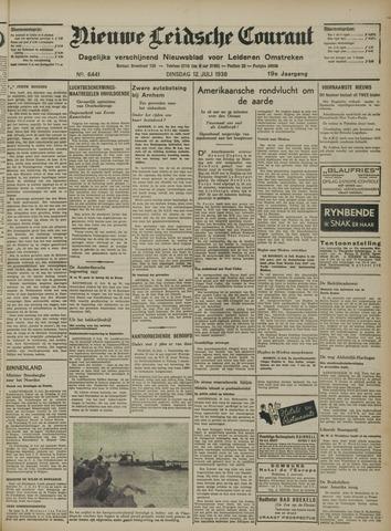 Nieuwe Leidsche Courant 1938-07-12