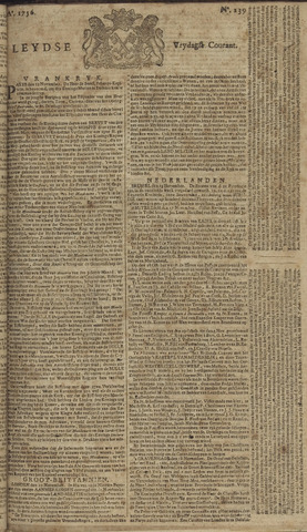 Leydse Courant 1756-11-19