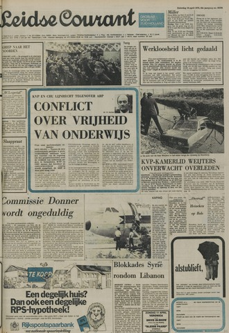 Leidse Courant 1976-04-10