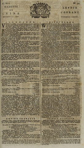 Leydse Courant 1811-08-07