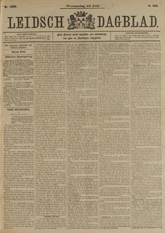 Leidsch Dagblad 1902-07-16