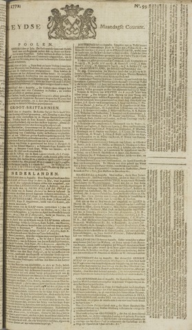 Leydse Courant 1772-08-17